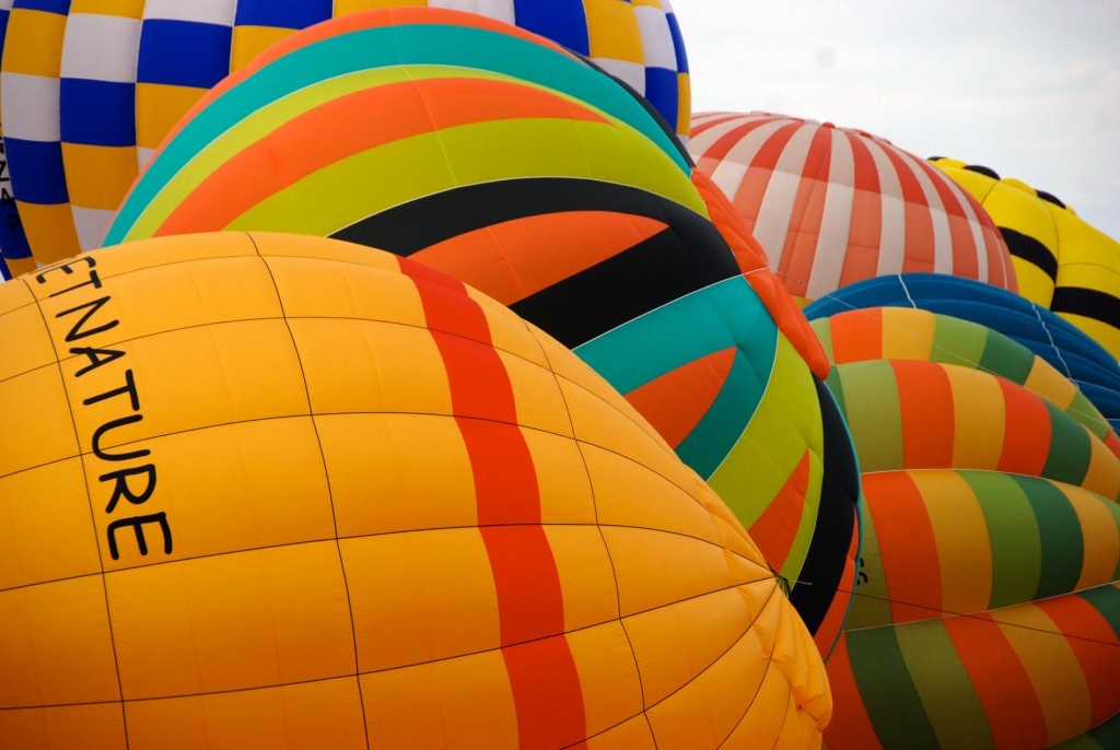 championnat montgolfière