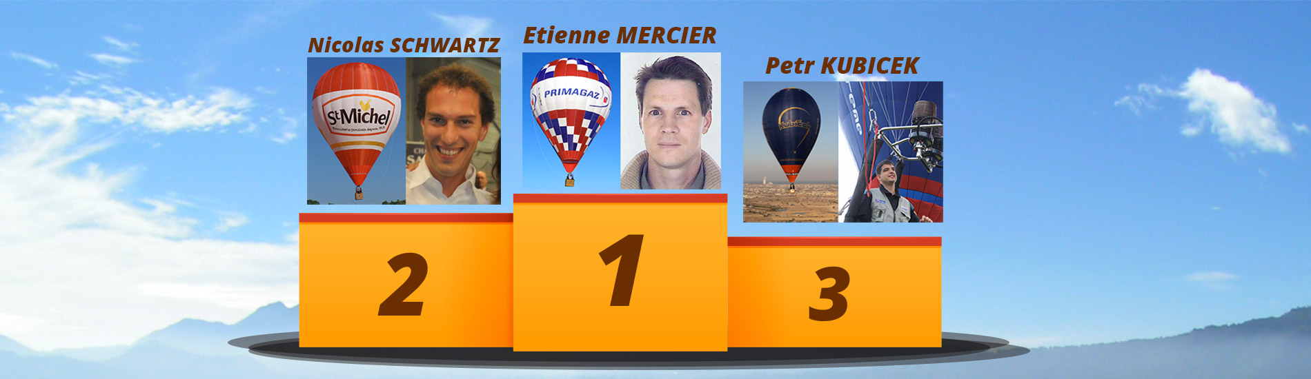 gagnants